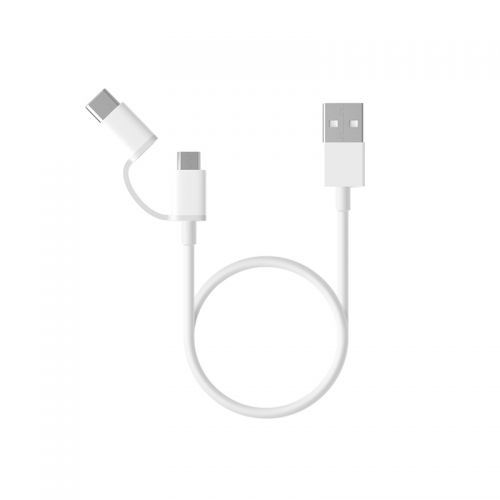 Mi 2-in-1 USB Cable 30 cm