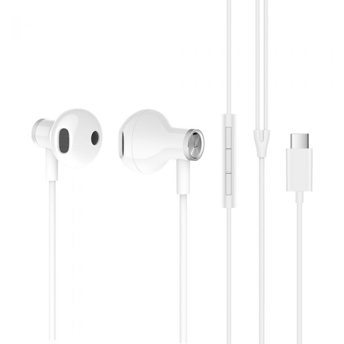 Mi Dual Driver Earphones (Type-C) White