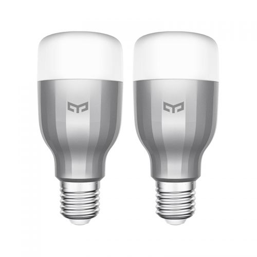Mi LED Smart Bulb (White & Color) (2-pack)