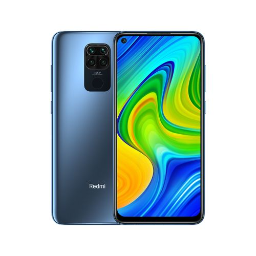 Redmi Note 9 4/128GB Midnight Grey