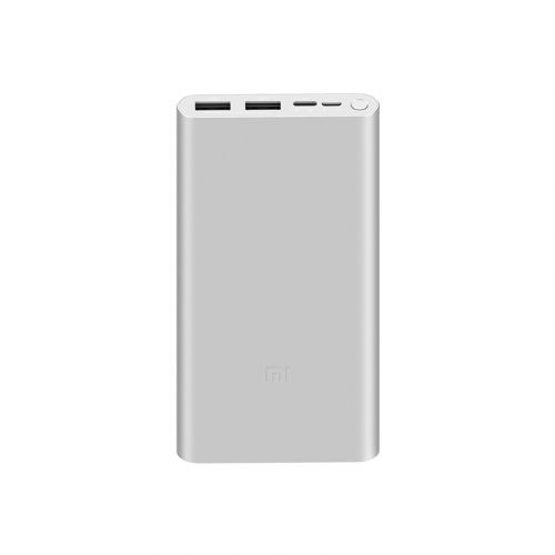 Mi Power Bank 3 10000mAh (18W) Silver
