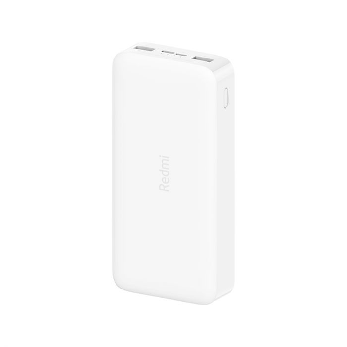 Redmi 18W Fast Charge Power Bank 20000mAh White
