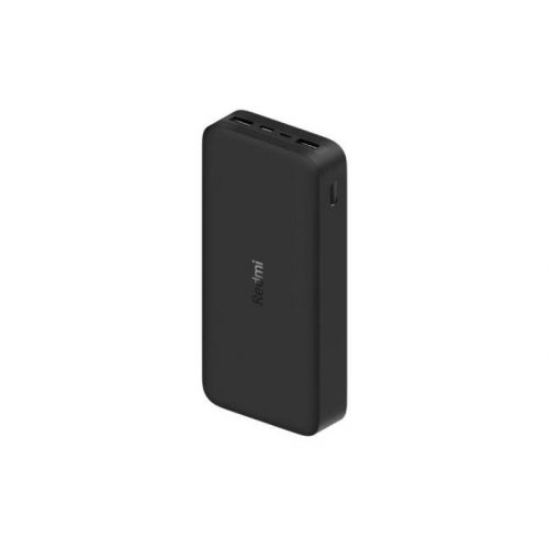 Redmi 18W Fast Charge Power Bank 20000mAh Black