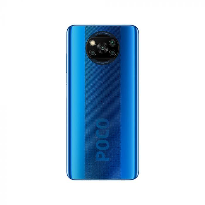POCO X3 NFC 6/128GB Cobalt Blue