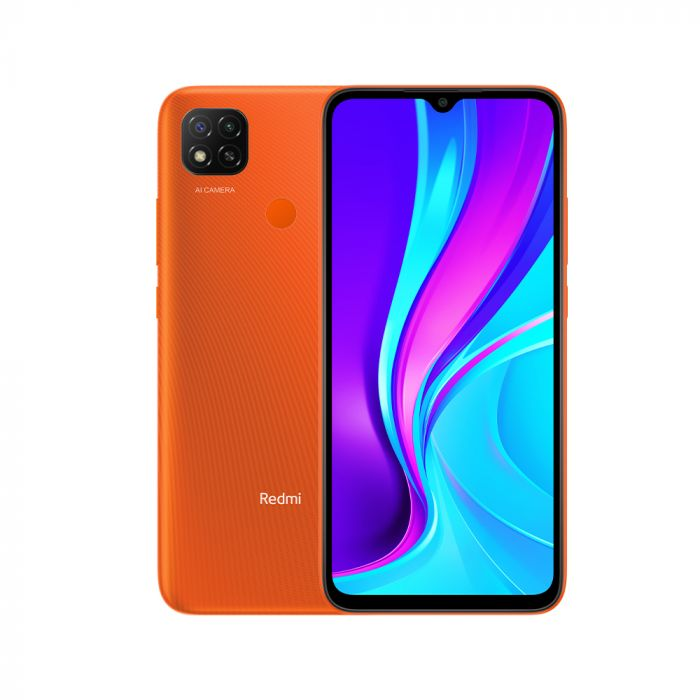 Redmi 9C NFC 3/64GB Sunrise Orange