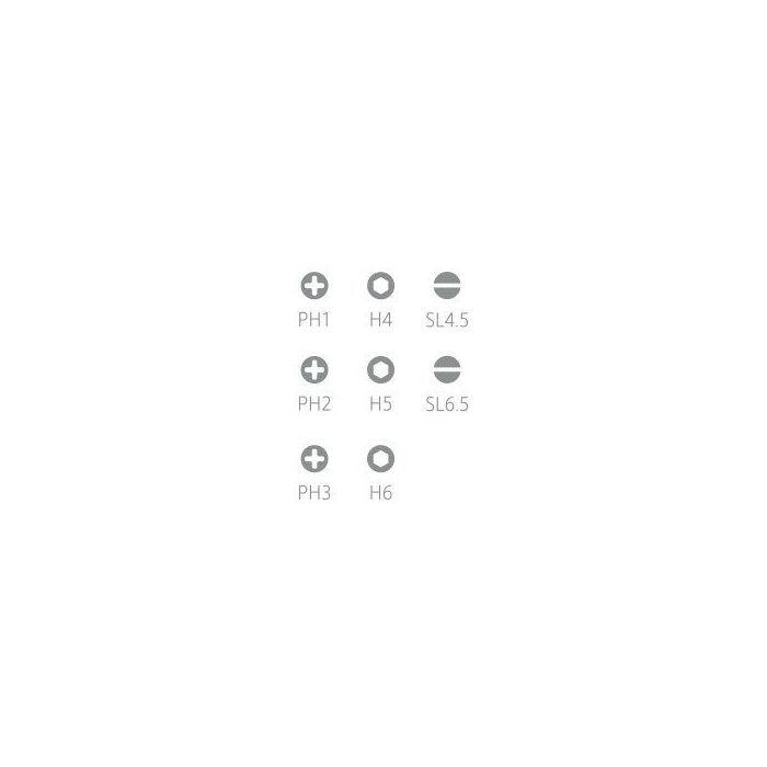 Mi × Wiha 8 in 1 Precision Screwdriver