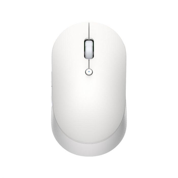 Mi Dual Mode Wireless Mouse Silent Edition White