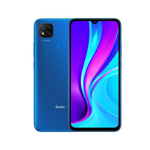 Redmi 9C NFC 3/64GB Twilight Blue