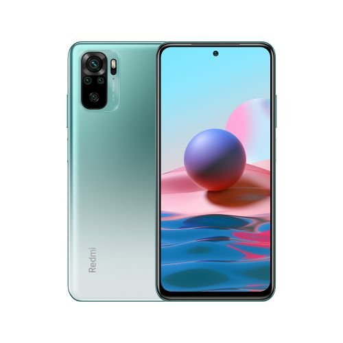 Redmi Note 10 4/128GB Lake green